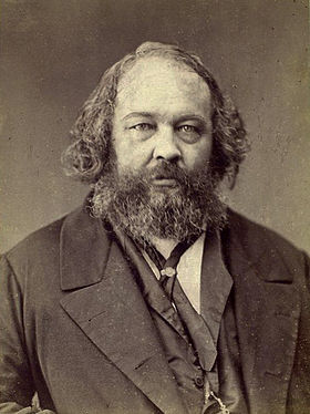 Mikhail Aleksandrovitch Bakunin