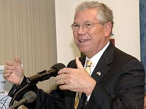 {{w Donald Carcieri}}, Governor of Rhode Island