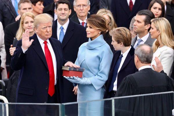 Inauguration of Donald Trump - Wikipedia