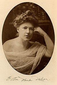 Ella Wheeler Wilcox