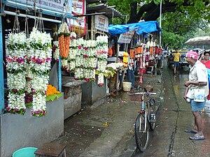 Matunga flower market