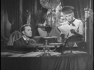 This screenshot shows Ingrid Bergman and Charl...