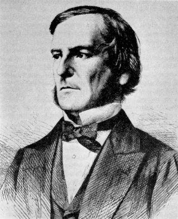 George Boole, mathematician, 1858-1908