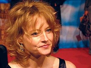 Deutsch: Jodie Foster bei der deutschen Filmpr...
