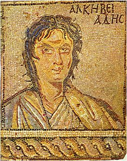 Image result for alcibiades mosaic