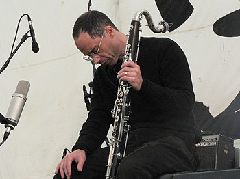 Ned Rothenberg at Appleby Jazz Festival 2007