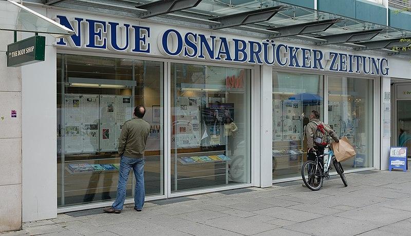 File:Neue Osnabrücker Zeitung Aushang Fußgängerzone (2009).jpg