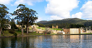 Port Arthur, Tasmania was Australia's largest ...