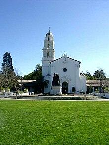 Saint Mary's College of California - Wikipedia
