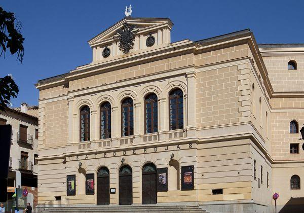 Teatro Rojas - Wikipedia