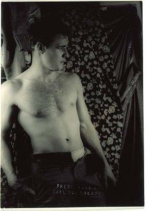 Van Vechten Marlon Brando image 170904