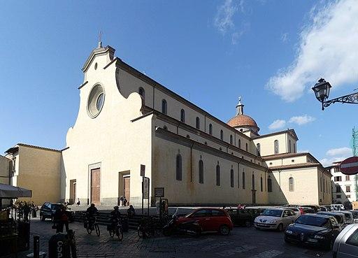 Chiesa Santo Spirito, Firenze