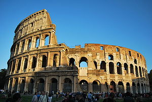 Italiano: Colosseo, Roma