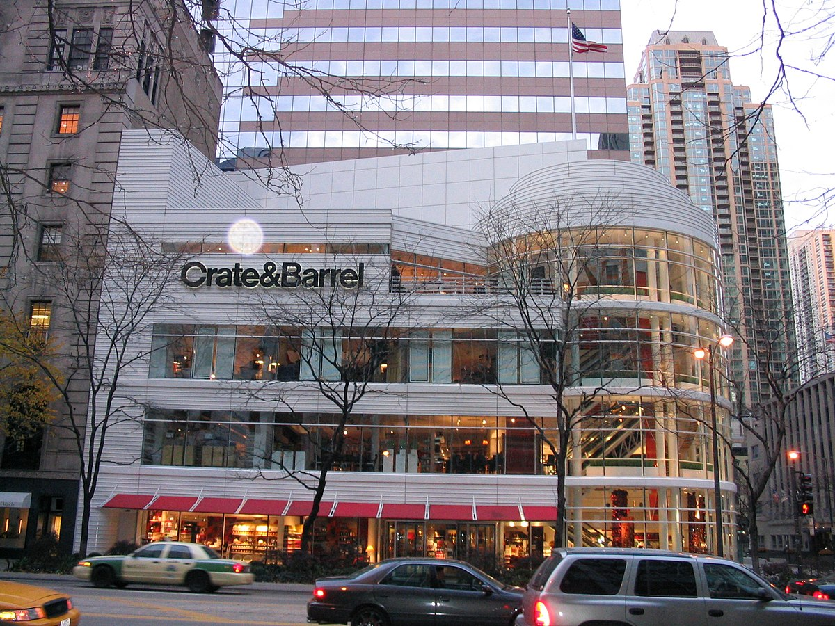 file crate barrel at 646 n michigan ave chicago 2004 11 on crate and barrel id=25128