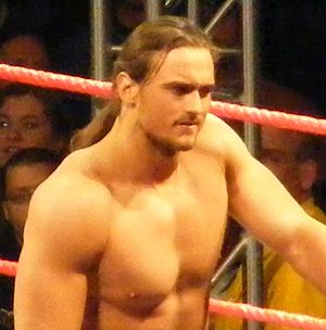 Professional wrestler Drew McIntyre (real name...
