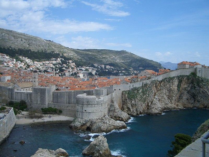 File:Dubrovnik wall.jpg
