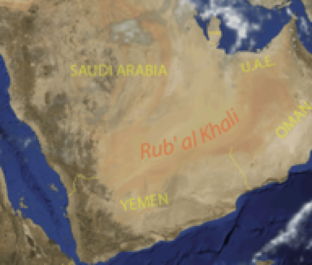 Empty Quarter Arabia Png