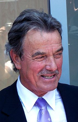 German-American actor Eric Braeden in Los Ange...