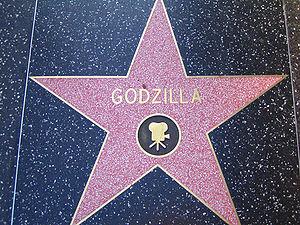 Godzilla star