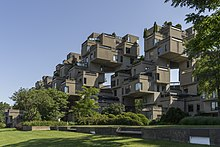 Habitat 67 Southwest View