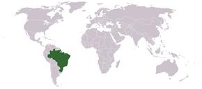 Lokasi Brasil