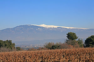Français : Le Mont Ventoux, France