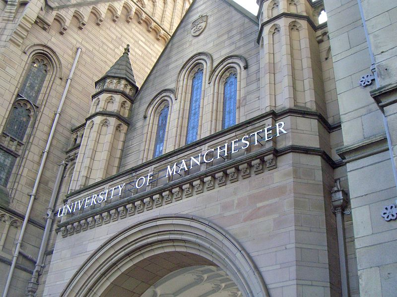 File:University of Manchester - Whitworth Building.jpg
