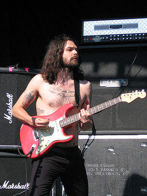 Says on tin. Biffy Clyro at Wraped Tour 2007