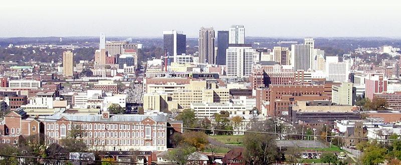 Birmingham, Alabama, U.S.A.