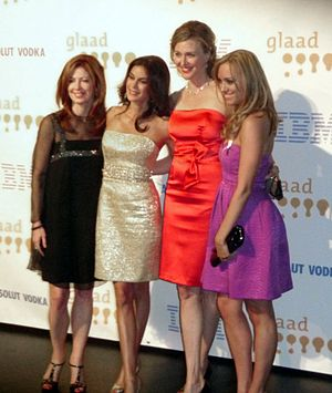 Dana Delany, Terri Hatcher, Brenda Strong and ...