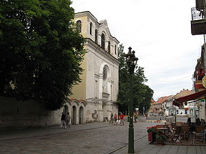 English: Church of Body of Christ in Kaunas. L...