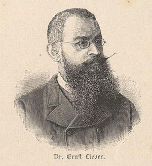 Deutsch: Ernst Maria Lieber