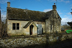 English: Former School Room, Hawling This buil...