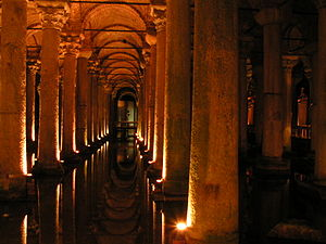 Basilica Cistern.