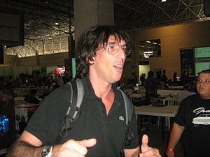 English: Lobão a Brazilian rock and MPB singer...