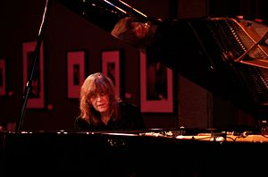 Marilyn Crispell in concert, April 29, 2008 Ph...