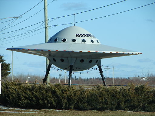 Moonbeam UFO
