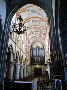 Church Of Notre Dame De Louviers Wikipedia