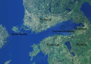 Battle Of Suursaari Wikipedia
