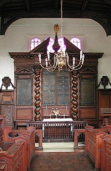 Oxhey Chapel Wikipedia