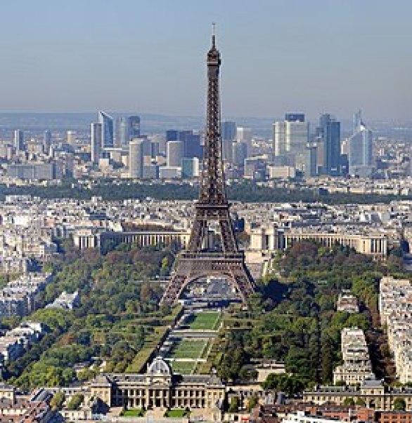 Menikmati Keunggualan Dan kemewahan Spot Arsitektur Di Paris