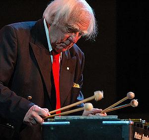 Peter Appleyard with Dick Hyman , 2007 Toronto...