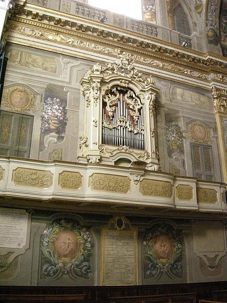 Plik: San Domenico, Bolonia, Różaniec Chapel 05.JPG