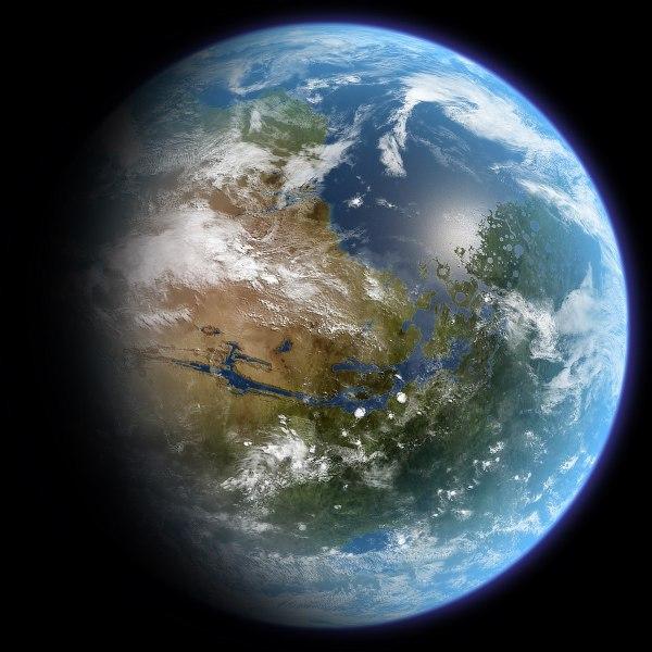 Voda na Marsu – Wikipedie