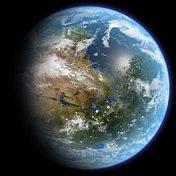 Terraformad Mars