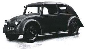Tatra V570 prototype