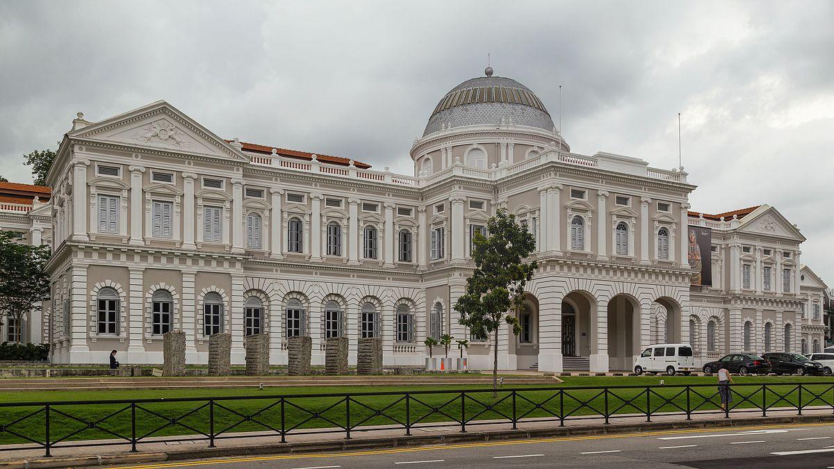 National Museum of Singapore - Wikipedia on National Museum Of Singapore  id=62832