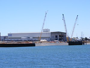Australian Submarine Corporation, Adelaide, So...