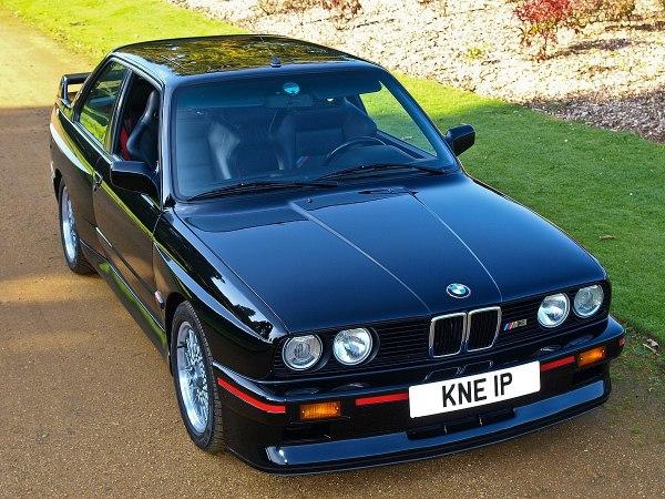 BMW E30 - Wikipedia, la enciclopedia libre