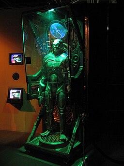 Borg dockingstation